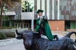 Milton Llinas: The man who silently impacted a whole university