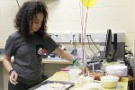 CAB celebrates Pi Day with student made pizzas