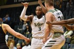 Despite shaky shooting, USF men's basketball finds success with free-throws and on defense