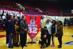 Willie Green, Eli Holman honored Saturday
