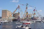 Fun sailing with Gasparilla continues until April