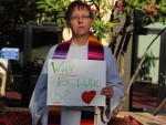 Methodist pastor in Kansas placed on leave after coming out as a lesbian