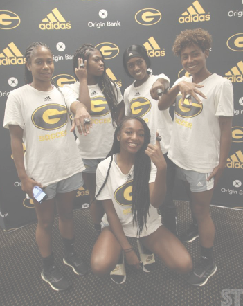 GSU Soccer Team recieves first time championship rings