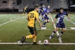 Men's soccer finds success through team defense
