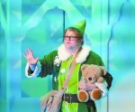'Elf the Musical' fills Cedar Rapids with holiday cheer