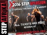 Step Xplosion tour returns with FREE performances and workshops in all eight wards of D.C.
