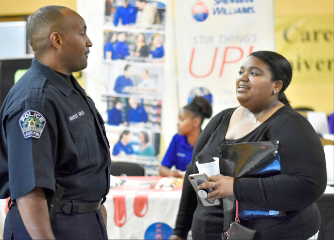 GSU students get a glance into their future