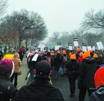 Students travel to DC to March for Life, protesting abortion
