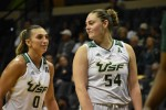 Bulls' season ends in second round of WNIT