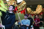 Chinese New Year celebration conjures warmth of home