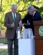 Alumni Association holds Golden Silence for deceased alumni