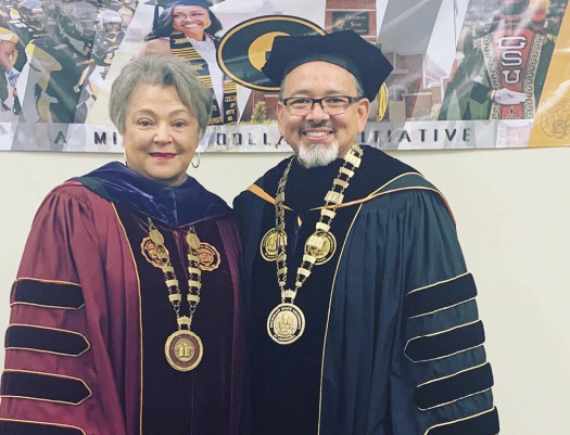 Grambling community inspired by Founders Day Convocation