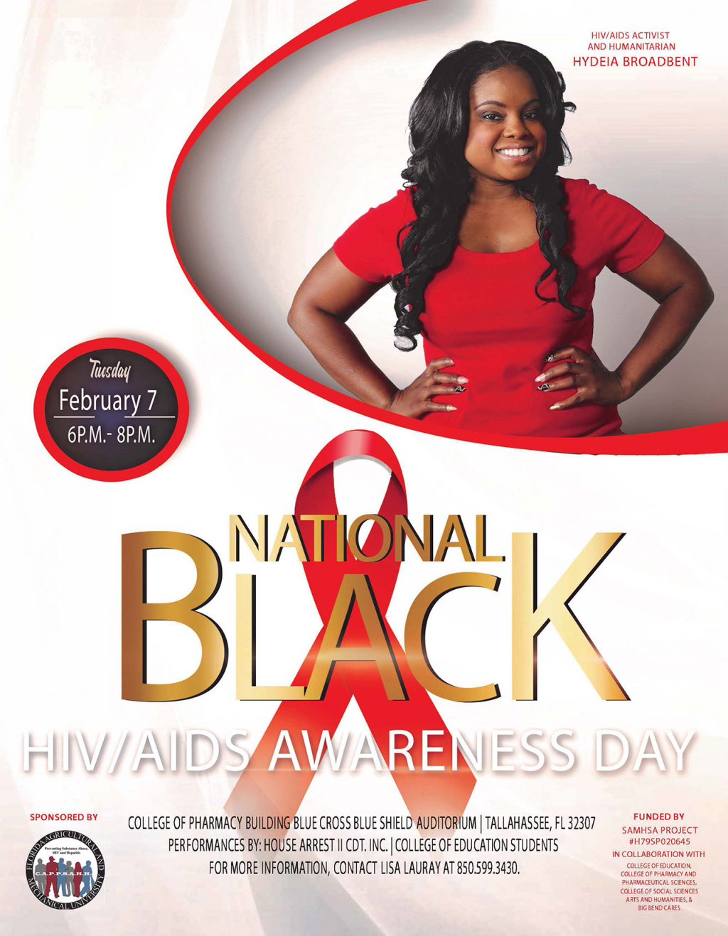 Activist brings HIV/AIDS Awareness to the campus