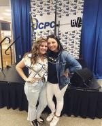 UCPC Crossroads Live host Paula Cortez acoustic set