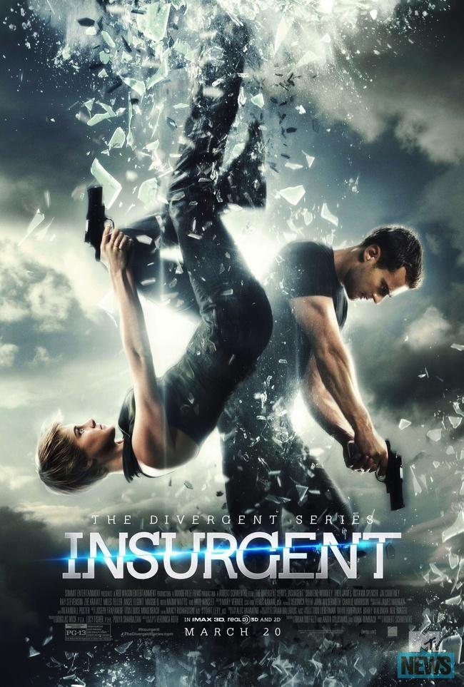 'Insurgent' not memorable