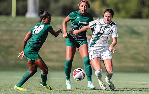 Women's soccer hosting NCAA tournament game highlights busy weekend of USF athletics ;