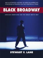 'Black Broadway' book delves into Black theatre actors