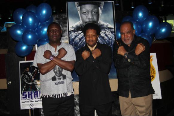 The Black Panther Celebration Party