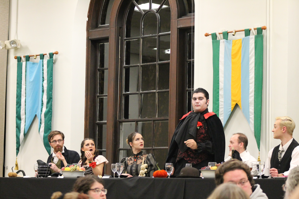 Dracula's Decadent Dinner Party