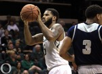 USF men's basketball tops Albany for first win of season
