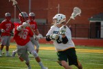 Men's lacrosse competing for first-ever SUNYAC title