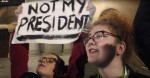 Anti-Trump Protests Heat Up After Stunning Victory