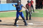 Softball sweeps series from MSU