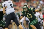 Notebook: Time of possession potentially wore down USF's defense