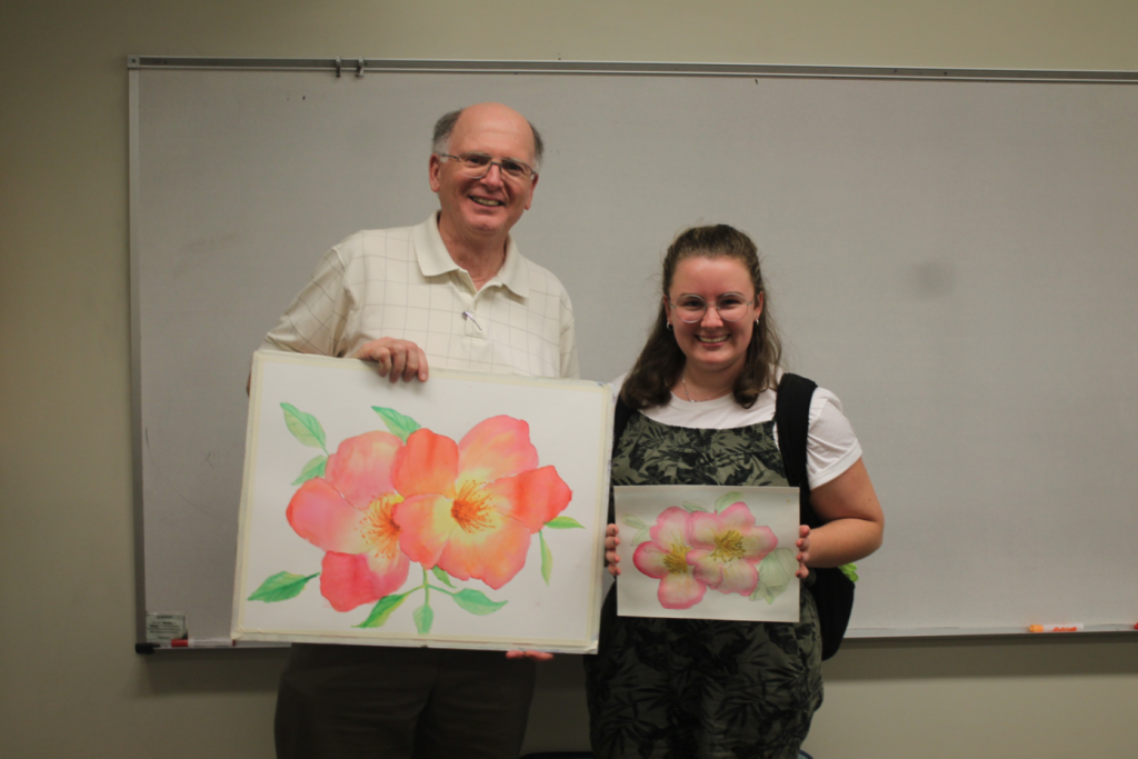 Laid-Back Painting: Fun with Watercolor Sessions