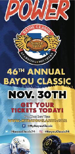 Bayou Classic advertisement