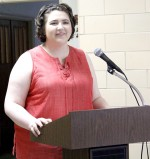Cancer survivor speaks at recent Tangipahoa Professional Women's Luncheon