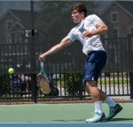 Men's and women's tennis kick off their spring season