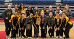 Women's Volleyball Hits Three-Peat
