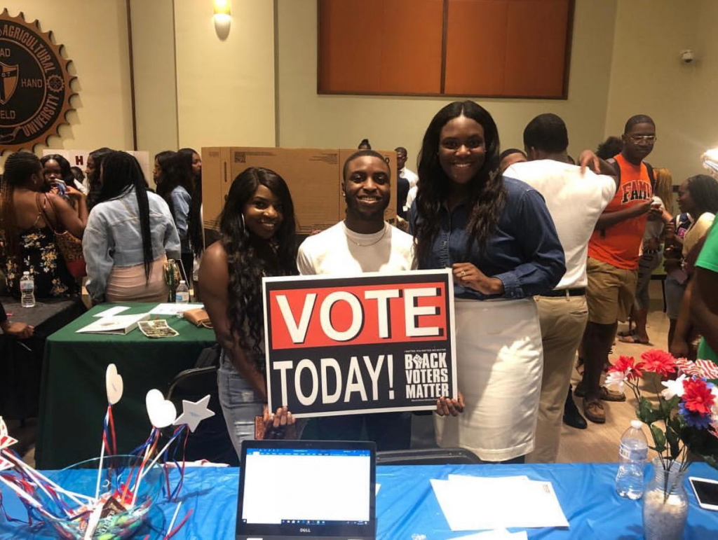 College Democrats making presence felt at FAMU