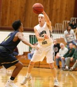 Joe Simpson's 23 Points Lead the Panthers to LEC Win