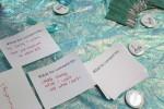 Sexual Assault Awareness Month tabling educates students
