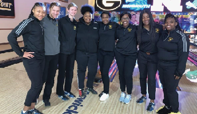 Bowling Team participates in major Las Vegas tournament