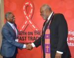 Religious community still struggling with the gospel of HIV
