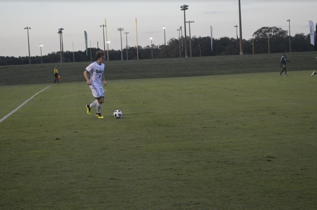 USF freshmen step up in 3-1 win over Stetson