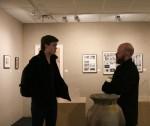 College faculty showcase artwork
