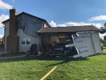 Frenchtown hit by tornado