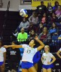 Belles sweep season series against ENMU