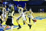 Belles end season in Sweet 16 against West Texas