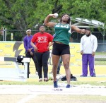 Frazier and King place at track & field nationals