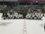 USF hockey plays US women's national team