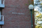 Break in at Wheeler Hall