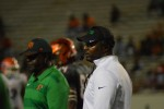 Homecoming campaign provides Rattlers with new headsets