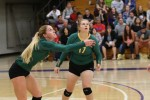 Volleyball continues success with winning attitude