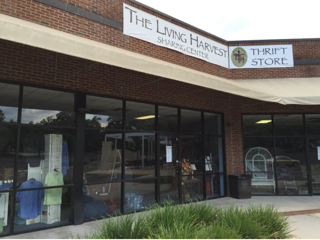 Thrifting ministries making a difference