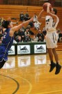 Freshman Show up Big in Plymouth Victory